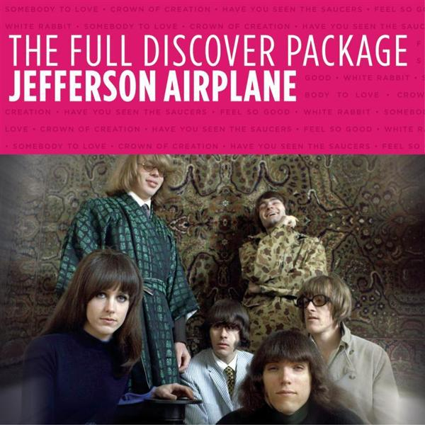 Jefferson Airplane - The Full Discover Package - MP3 Download