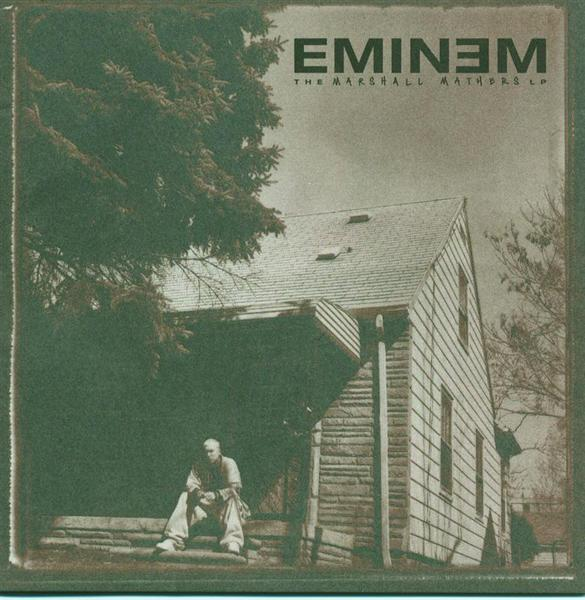 Eminem - The Marshall Mathers LP (Clean Version) - MP3 Download