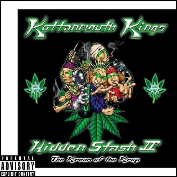Kottonmouth Kings Logo. KOTTONMOUTH KINGS SPADE LOGO