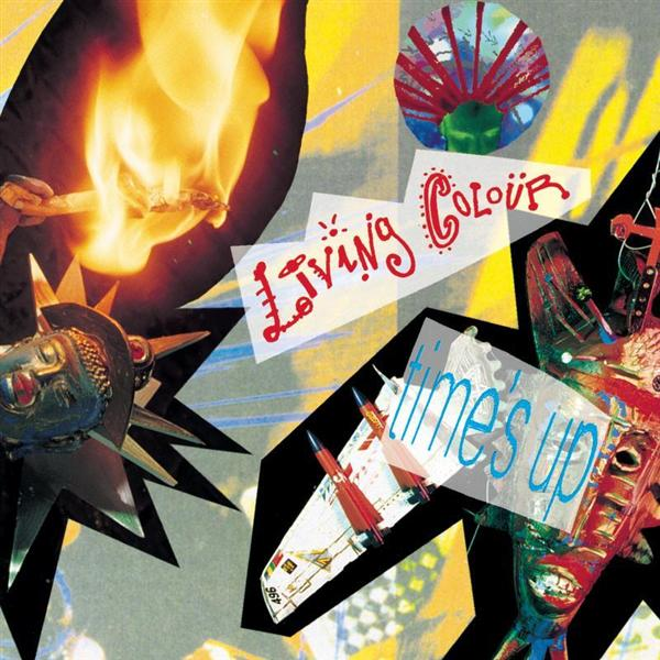 Living Colour - Time's Up - MP3 Download