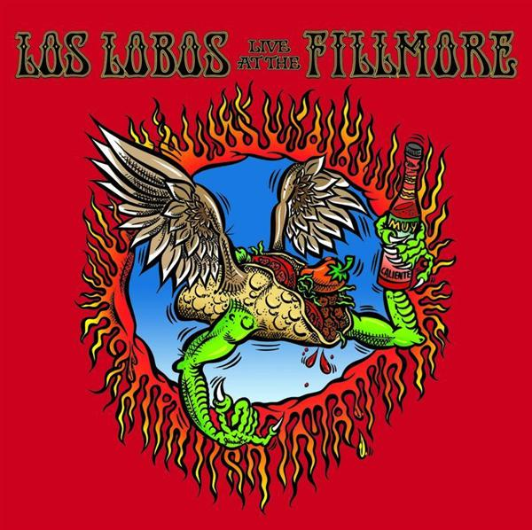 Los Lobos - Los Lobos: Live At The Fillmore - MP3 Download