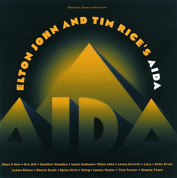 Elton John - Aida - MP3 Download