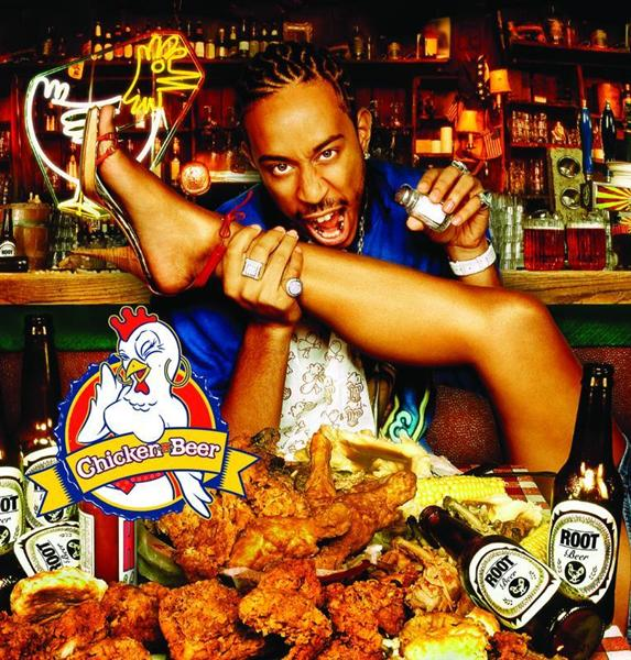 Ludacris - Chicken - N - Beer (Edited) - MP3 Download