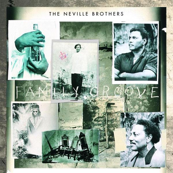 Neville Brothers - Family Groove - MP3 Download