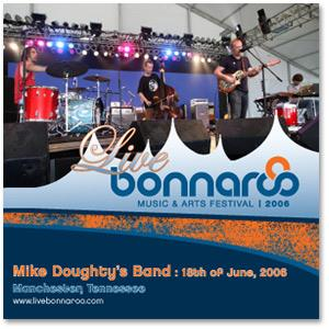 Mike Doughty - 2006/06/18 Bonnaroo Music Festival, Manchester, TN - MP3 Download