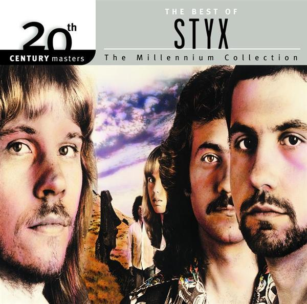 Styx - 20th Century Masters: The Millennium Collection: Best Of Styx - MP3 Download