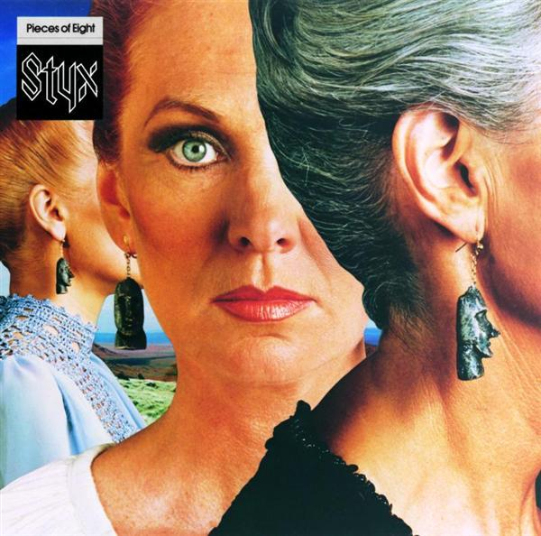 Styx - Pieces Of Eight - MP3 Download
