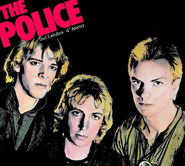 The Police - Outlandos D'Amour - Remastered - MP3 Download