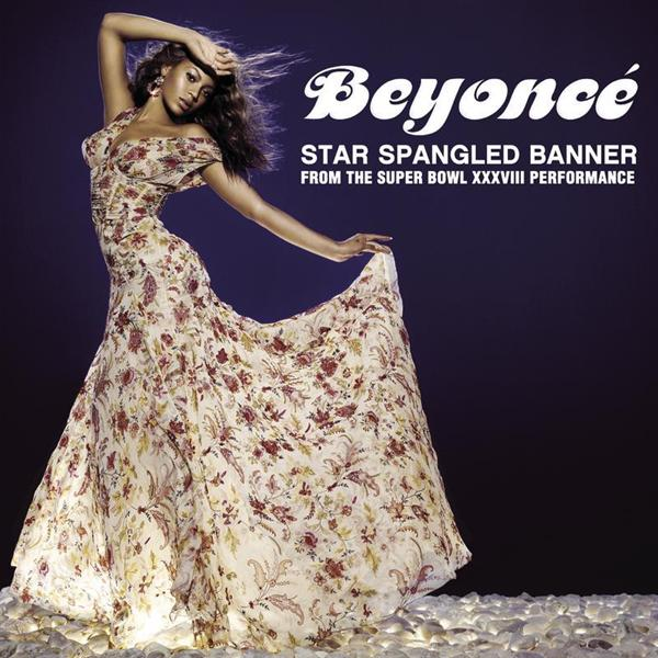 Beyoncé - The Star Spangled Banner - Super Bowl XXXVIII Performance - MP3 Download