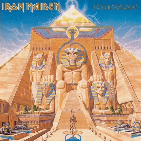 Iron Maiden - Powerslave - MP3 Download