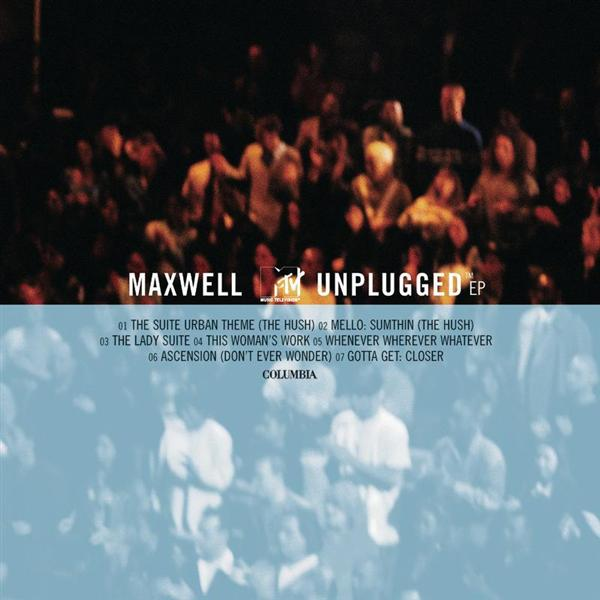 Maxwell -  Maxwell MTV Unplugged - MP3 Download