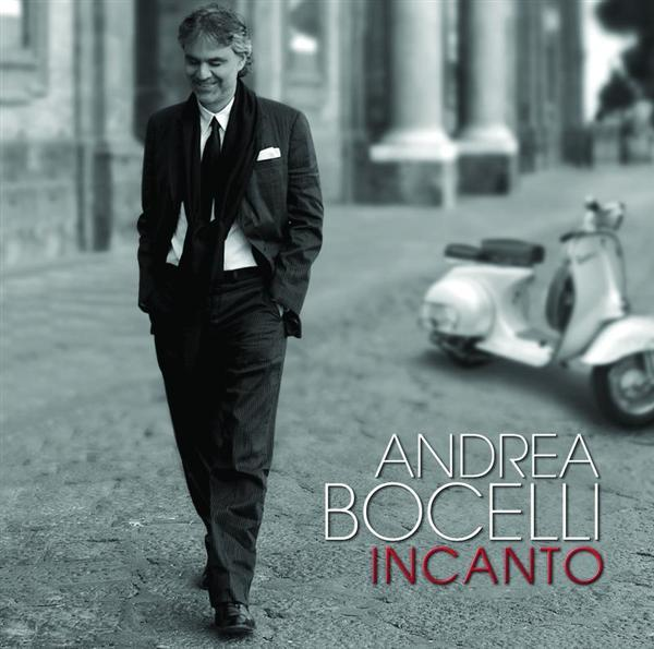 Andrea Bocelli - Incanto - USA - MP3 Download