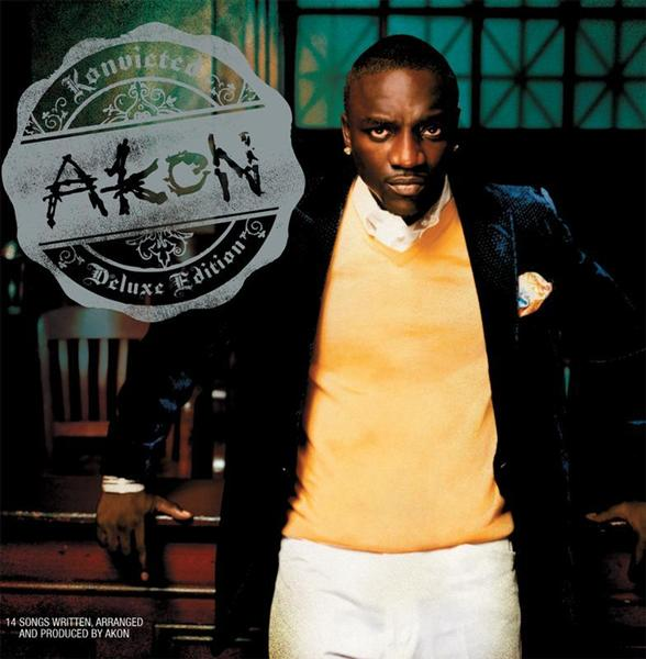 Akon - Konvicted - Deluxe Edition Edited - MP3 Download