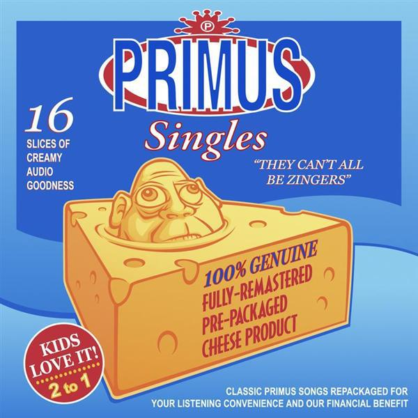 Primus - The Can't All Be Zingers - MP3 Download