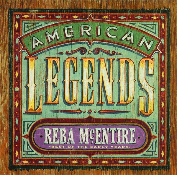Reba McEntire - American Legends: Best Of The Early Years - MP3 Download