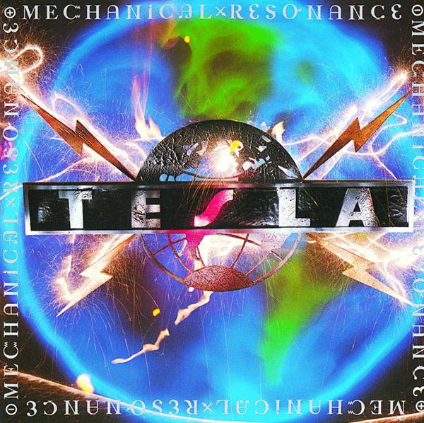 Tesla - Mechanical Resonance - MP3 Download