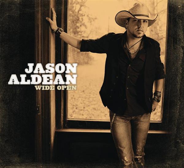 Jason Aldean - Wide Open - MP3 Download