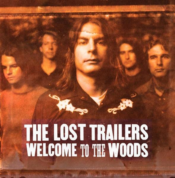 The Lost Trailers - Welcome to the Woods - MP3 Download