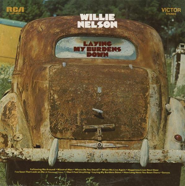Willie Nelson - Laying My Burdens Down - MP3 Download