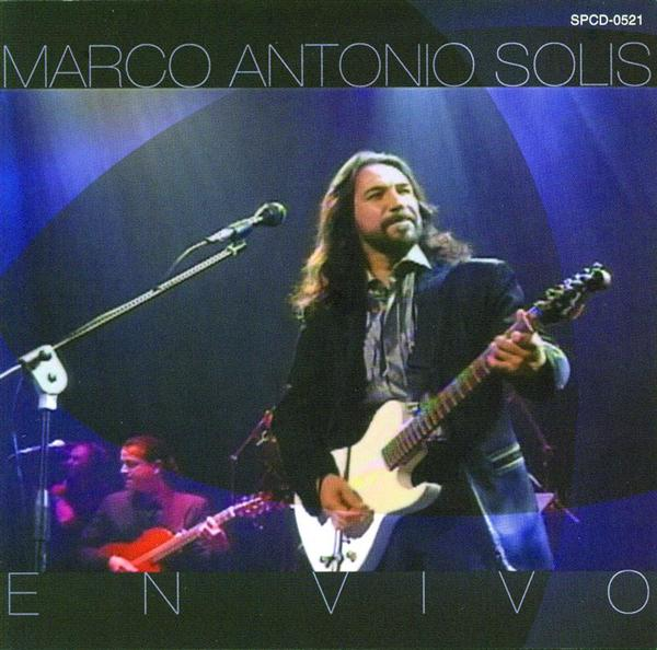Marco Antonio Solís - En Vivo - International Version - MP3 Download