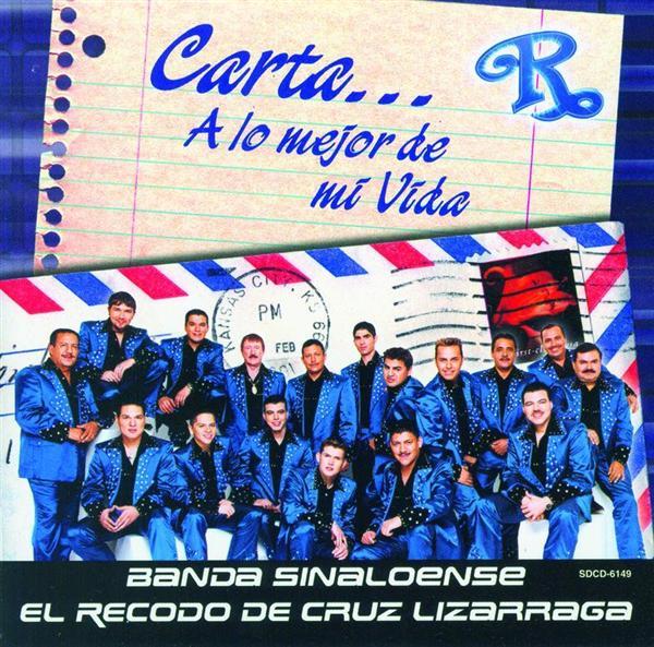 Banda El Recodo - Carta...A Lo Mejor De Mi Vida - MP3 Download
