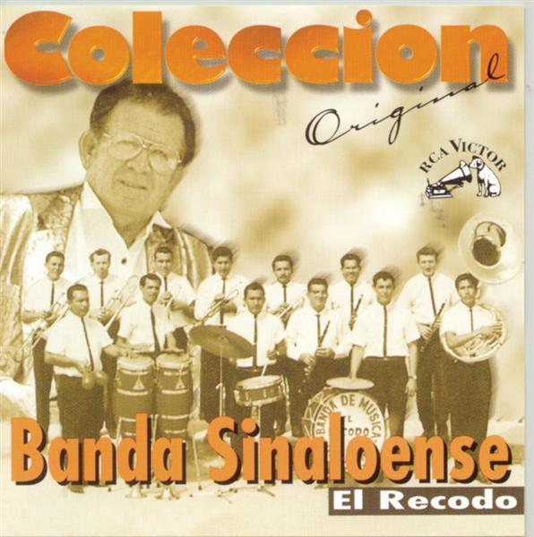Banda Sinaloense El Recodo De Cruz Lizarraga - Coleccion Original - MP3 Download