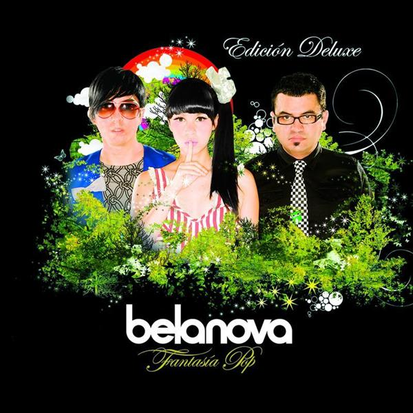 Belanova - Fantasia Pop - Edicion Deluxe - MP3 Download