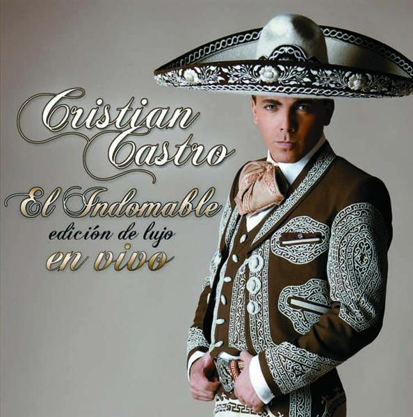 Cristian Castro - El Indomable - Edicion De Lujo En Vivo - MP3 Download