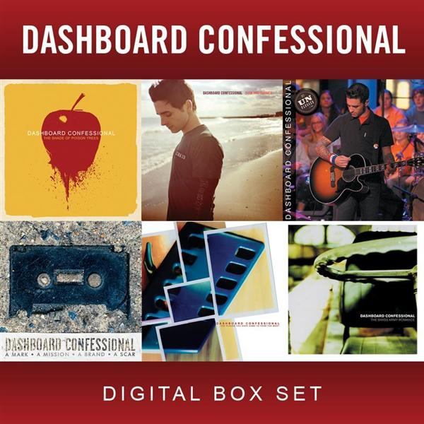 Dashboard Confessional - MTV Unplugged v2.0 - MP3 Download