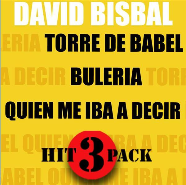 David Bisbal - Torre De Babel Hit Pack - MP3 Download