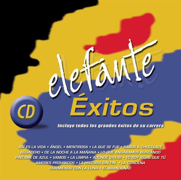 Elefante - Elefante Exitos - MP3 Download
