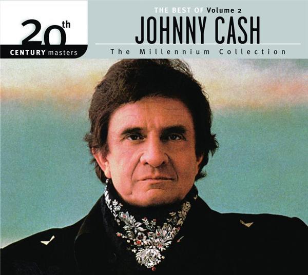 Best Of Johnny Cash Vol. 2 20th Century