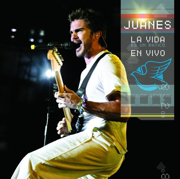Juanes - La Vida Es Un Ratico En Vivo - Edicion 2 CD's - MP3 Download