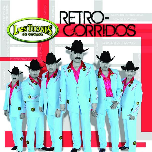 Los Tucanes De Tijuana - Retro Corridos - MP3 Download
