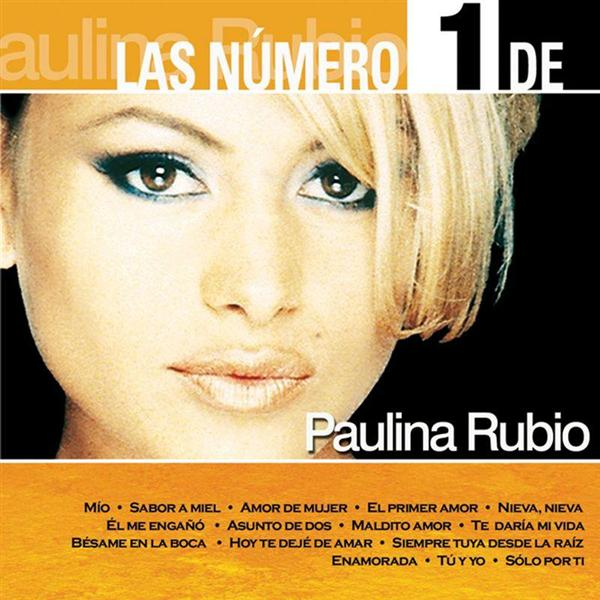 Paulina Rubio - Las Número 1 - MP3 Download