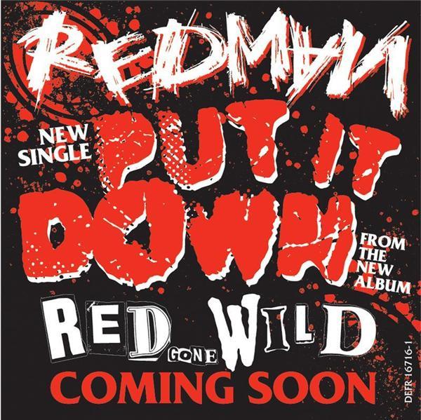 Redman - Put It Down - Album Version (Edited) - MP3 Download