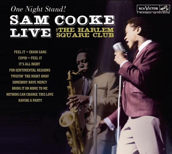 Sam Cooke - One Night Stand - Sam Cooke Live At The Harlem Square Club, 1963 - MP3 Download