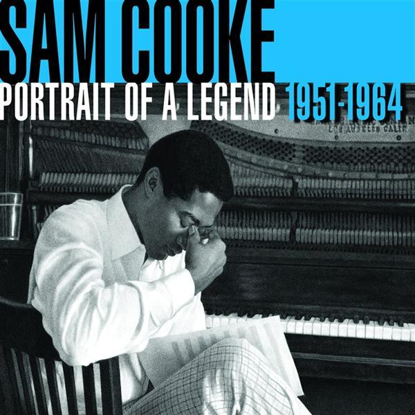 Sam Cooke - Portrait of a Legend - Remastered - MP3 Download