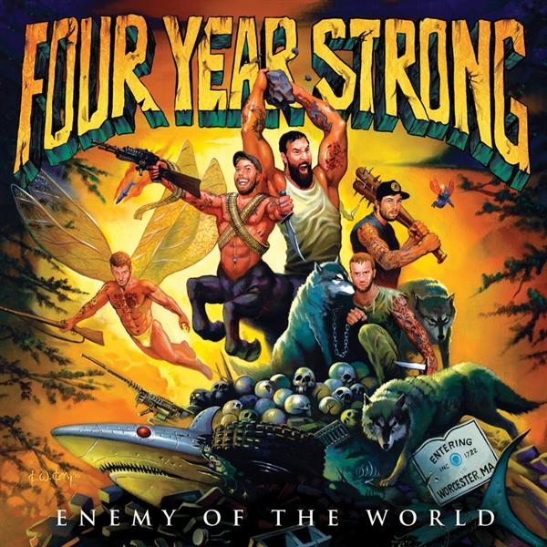 Four Year Strong - Enemy Of The World - MP3 Download