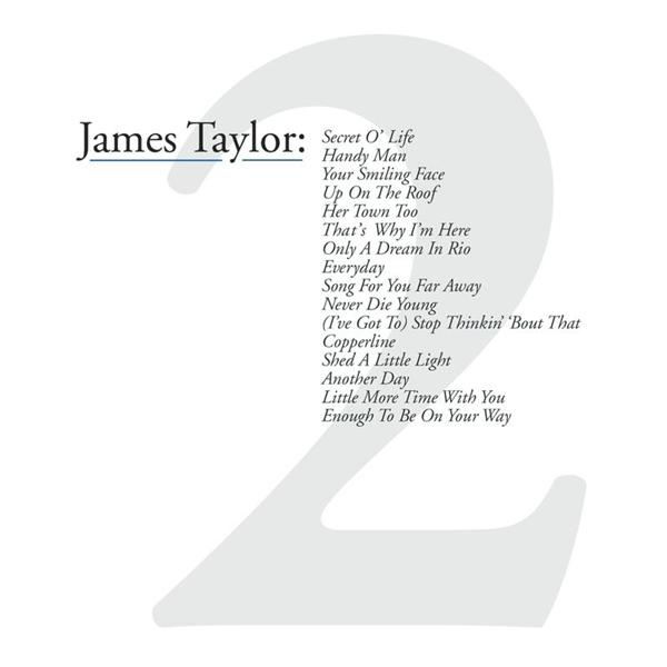 James Taylor - Greatest Hits Volume 2 - MP3 Download