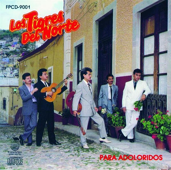 Los Tigres Del Norte - Para Adoloridos - International Version - MP3 Download