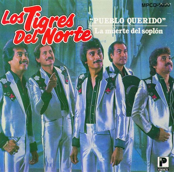 Los Tigres Del Norte - Pueblo Querido - International Version - MP3 Download