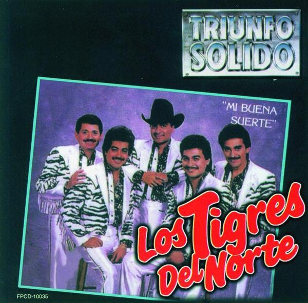 Los Tigres Del Norte - Mi Buena Suerte - MP3 Download