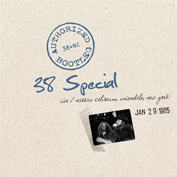 38 Special - Authorized Bootleg - Nassau Coliseum, Uniondale, New York 1/29/85 - MP3 Download