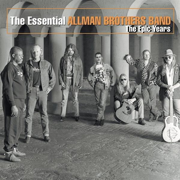 The Allman Brothers Band - The Essential Allman Brothers Band - The Epic Years - MP3 Download