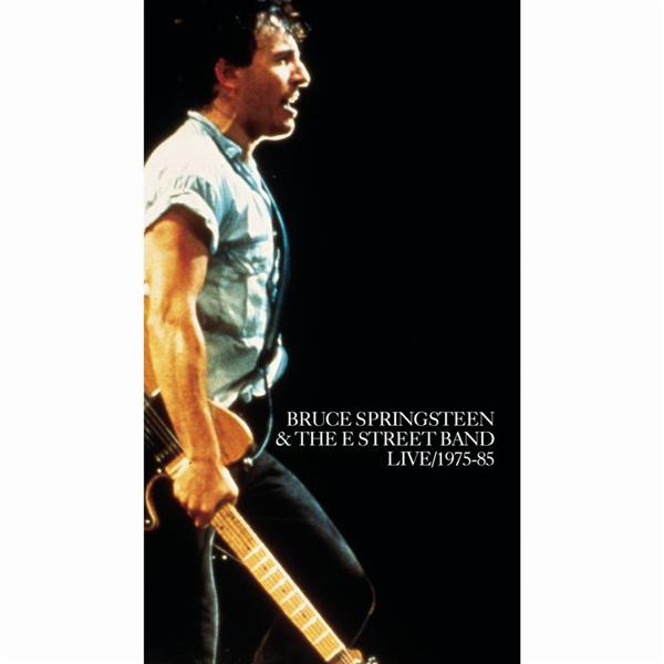 Bruce Springsteen & The E Street Band - Live 1975-85 - MP3 Download