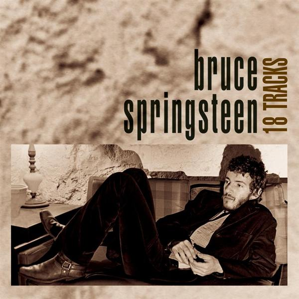 Bruce Springsteen - 18 Tracks - MP3 Download