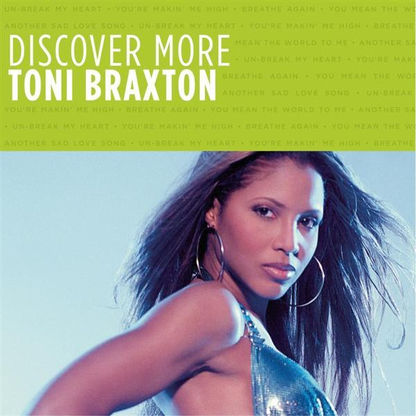 Toni Braxton - Discover More - MP3 Download