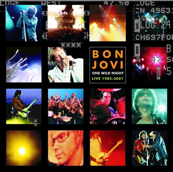 Bon Jovi - One Wild Night Live 1985-2001 - MP3 Download