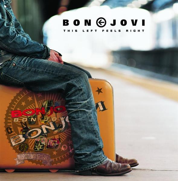 Bon Jovi - This Left Feels Right - MP3 Download